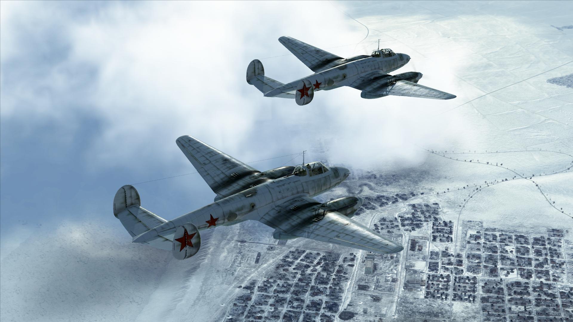 IL-2 Sturmovik: Battle of Stalingrad - game good - The Something