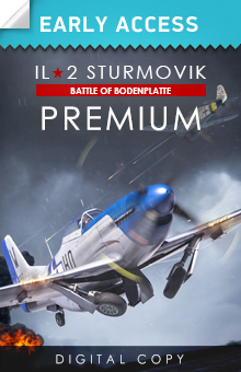 IL-2 Sturmovik: Battle of Bodenplatte - Premium Edition