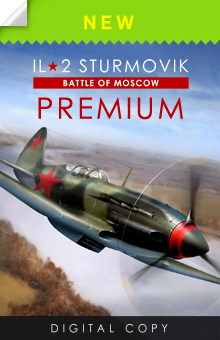IL-2 Sturmovik: Battle of Moscow - Premium Edition