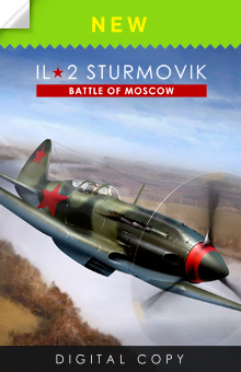IL-2 Sturmovik: Battle of Moscow - Standard Edition