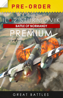 IL-2 Sturmovik: Battle of Normandy - Premium Edition