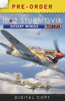 IL-2 Sturmovik: Desert Wings – TOBRUK