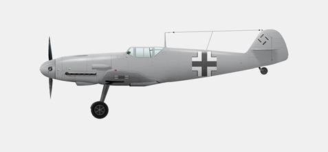 Bf 109 G-2