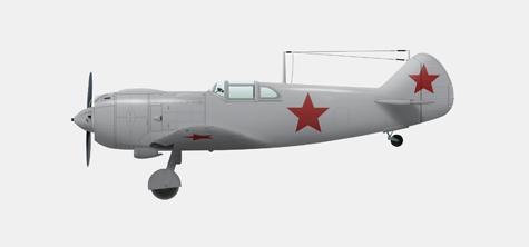 La-5 (series 8)