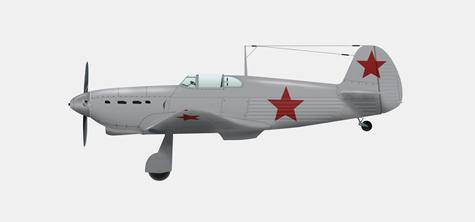 Yak-1 (series 69)