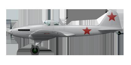 IL-2 AM-38 (model 1942)