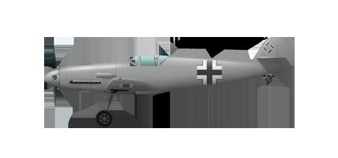 Bf 109 F-2
